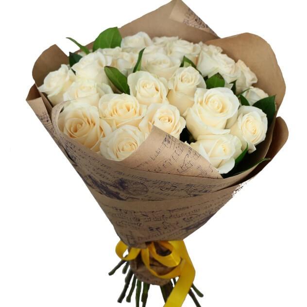 Букет ароматных роз Вендела